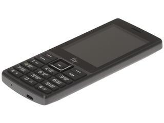 Сотовый телефон Fly TS112 черный