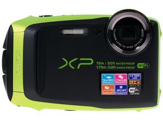 Компактная камера FujiFilm FinePix XP90 зеленый