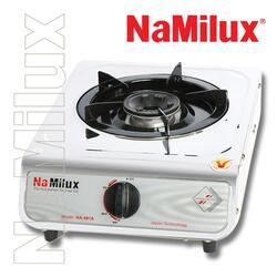 Газовая плитка NaMilux NA300ASM белый