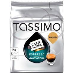 Кофе в капсулах Tassimo Carte Noir Эспресcо Ароматик