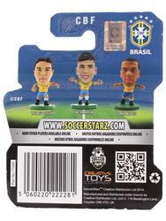 Фигурка коллекционная Soccerstarz - Brazil: Thiago Silva