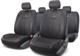 Чехлы на сиденье AUTOPROFI TT-902P черный