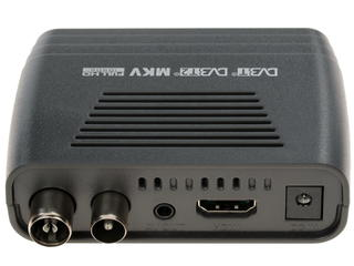 Приставка для цифрового ТВ BBK SMP016HDT2