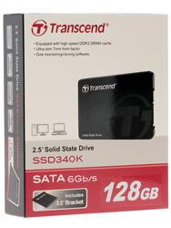 128 ГБ SSD-накопитель Transcend 340K [TS128GSSD340K]