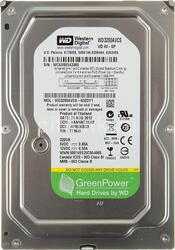 320 Гб Жесткий диск WD AV-GP IntelliPower [WD3200AVCS]