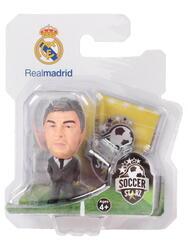 Фигурка коллекционная Soccerstarz - Real Madrid: Carlo Ancelotti