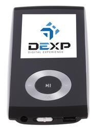 Мультимедиа плеер DEXP MZ- ONE серебристый