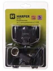 Разветвитель автоприкуривателя HARPER DP-932