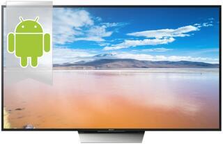 """75"""" (189 см)  LED-телевизор Sony KD-75XD8505 черный"""