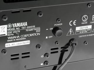 Активный сабвуфер Yamaha YST-SW015