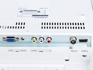 "32"" (82 см)  LED-телевизор DEXP H32C7300K белый"