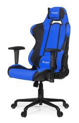 Кресло игровое Arozzi Torretta синий
