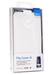 Флип-кейс  Deppa для смартфона универсальный