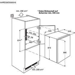Холодильник без морозильника Electrolux ERN91400AW