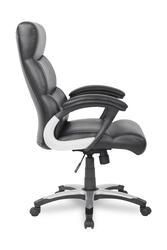 Кресло руководителя COLLEGE H-8846L-1 черный