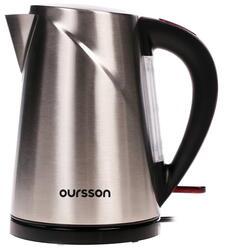 Электрочайник Oursson EK1555M/DC серебристый