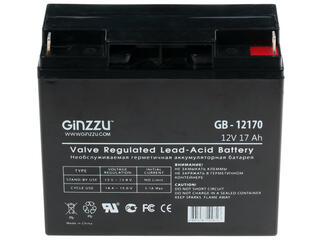 Аккумуляторная батарея для ИБП GINZZU 12V 17Ah