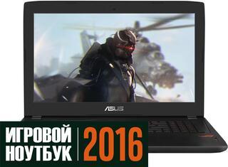 """15.6"""" Ноутбук ASUS ROG STRIX GL502VM-FY005T черный"""