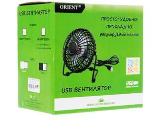 USB-вентилятор Orient Black (F2023N)