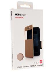 Флип-книжка  UNIVERSAL для смартфона универсальный
