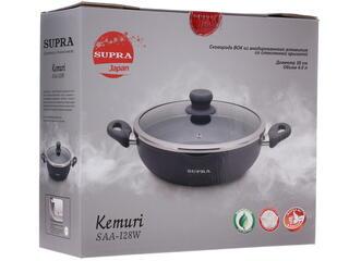 Вок-сковорода Supra Kemuri SAA-I28W серый