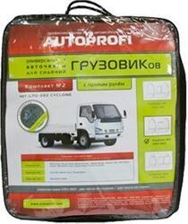 Чехлы на сиденья Autoprofi GRU-002