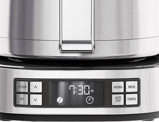 Кофеварка Electrolux EKF7900 серебристый