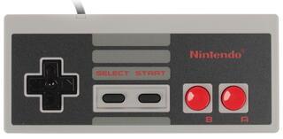 Геймпад NES Controller серый