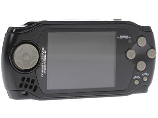 Портативная игровая консоль Exeq Arcada Black  + 105 игр