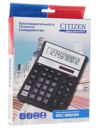Калькулятор бухгалтерский Citizen SDC-888XBK