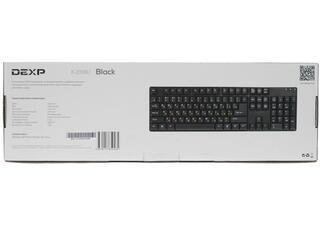 Клавиатура DEXP K-205BU