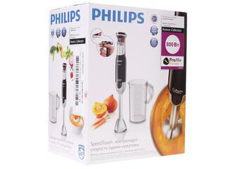 Блендер Philips HR1670/90 черный
