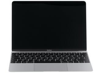 "12"" Ноутбук Apple MacBook (MLHC2RU/A) серый"