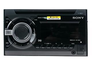 Автопроигрыватель Sony WX-800UI