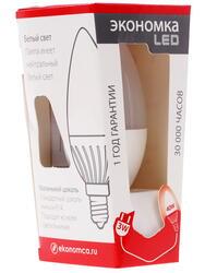 Лампа светодиодная Экономка LED 3W CN E1445