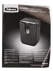 Уничтожитель бумаг Fellowes PowerShred M-7C