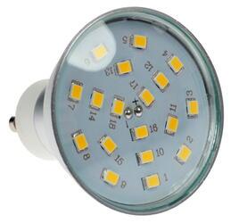 Лампа светодиодная BBK P324C Gu10