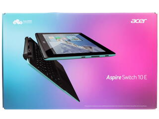 "10.1"" Планшет Acer Aspire Switch 10 E 32 Гб + Dock  розовый"