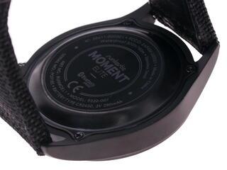 Спортивные часы Runtastic Moment Elite черный
