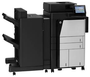 МФУ лазерное HP LaserJet Enterprise Flow M830z NFC