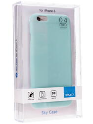 Накладка + защитная пленка  Deppa для смартфона Apple iPhone 6/6S