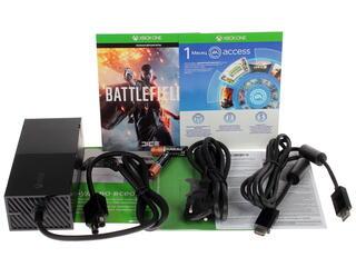 Игровая приставка Microsoft Xbox One + Battlefield 1