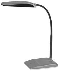 Настольный светильник ЭРА NLED-447-9W-S серый