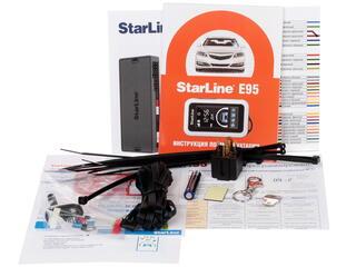 Автосигнализация StarLine E95 CAN+LIN