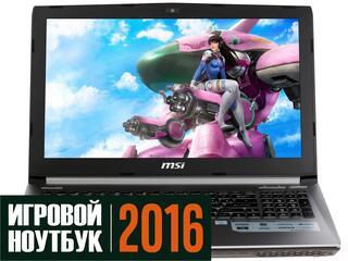"15.6"" Ноутбук MSI PE60 6QE-082RU серый"