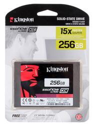 256 ГБ SSD-накопитель Kingston KC400 [SKC400S37/256G]
