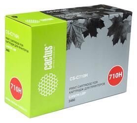 Картридж лазерный Cactus CS-C710H