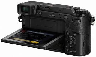 Камера со сменной оптикой Panasonic GX80 kit 12-32mm