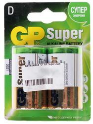 Батарейка GP LR20-D Super