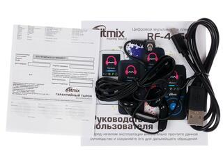 Мультимедиа плеер RITMIX RF-4450 серый
